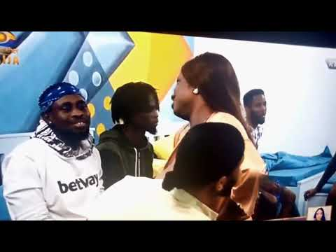 Bbnaija:Ozo Fondled Dorathy Breast In Truth And Dare Game