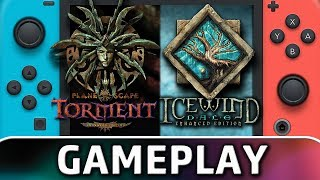 planescape: Torment and Icewind Dale: Enhanced Editions Nintendo Switch
