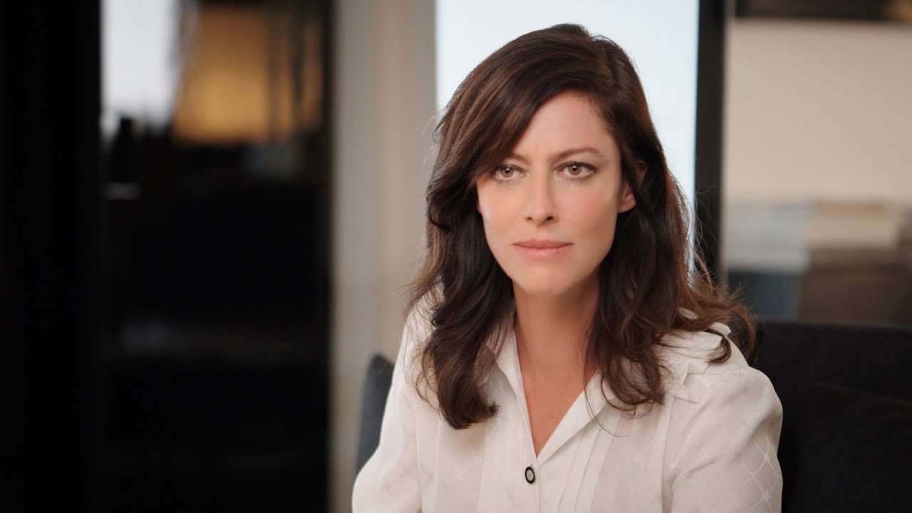 In the Library with Anna Mouglalis — CHANEL