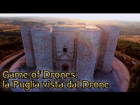 Game of Drones #1: La Puglia vista dal Drone (Dji Phantom 4)