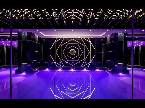 Indoor Pool designed and built by Ferris Rafauli for Drake