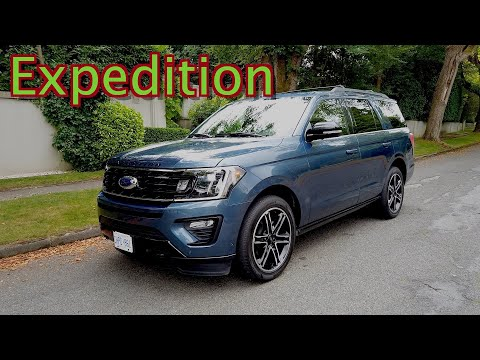 2019 Ford Expedition Review // SUV saves the day