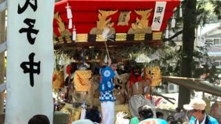 御坂神社 春まつり(H22年)