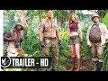 Jumanji: Welcome to the Jungle  Official Trailer #1 (2017) Dwayne Johnson -- Regal Cinemas [HD]