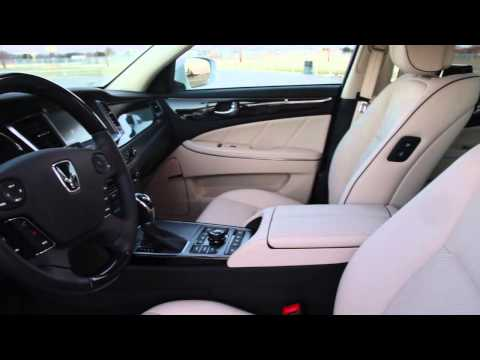2014 Hyundai Equus What s cool about it