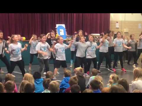 Chamberlain Street School Dance Club