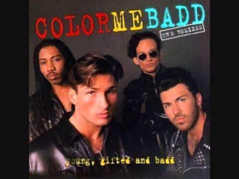 Color Me Badd - Thinkin Back - Remix