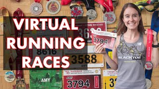 VIRTUAL RUNNING RACES | what are they, why they are important & tips to help prepare and run one!