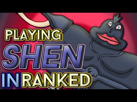 Playing Shen in Ranked