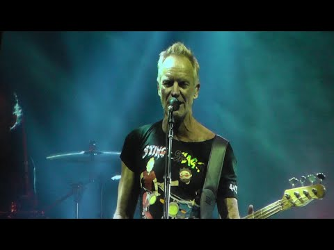 Sting & Shaggy - Live In Moscow 2018 (FULL) HD