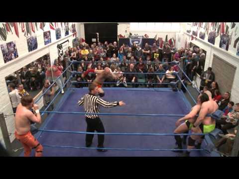 Source Wrestling School Showcase 2 (Part 1)