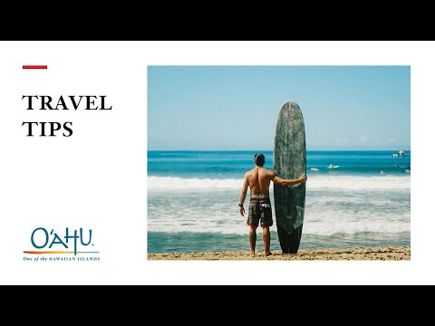 Oahu Travel Tips: Ocean Safety