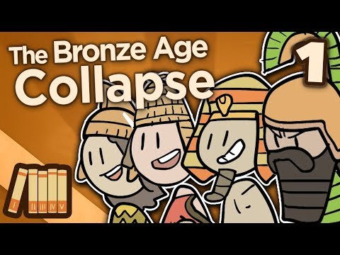 The Bronze Age Collapse - Before the Storm - Extra History -
