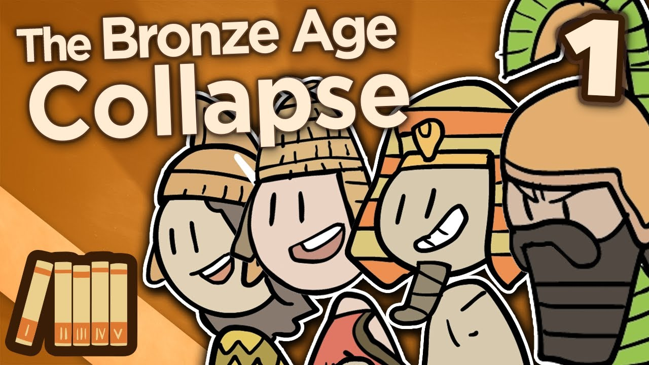 Bronze Age: at the beginnings of the first states 55