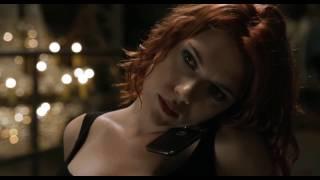 """Marvel история самой сексуальной актрисы чёрной вдовы """"Скарлетт Йоханссон"""""""