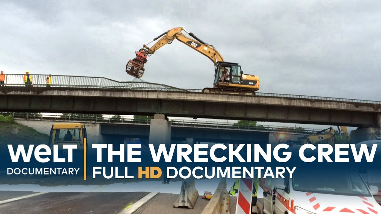 The WRECKING CREW – Demolition Pros in Action | Full Documentary