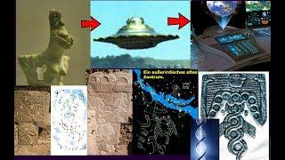 Инолпанетяне это древние Ангелы Бога-Отца Рода. НЛО и Иисус Христос (Радомир).