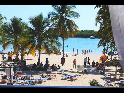 Обзор отеля Bellevue Dominican Bay 3. Номер. Пляж