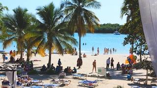 Доминикана. Обзор отеля Bellevue Dominican Bay 3. Номер. Пляж