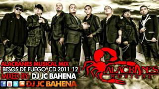 dj jc bahena - alacranes musical mix [besos de fuego cd]
