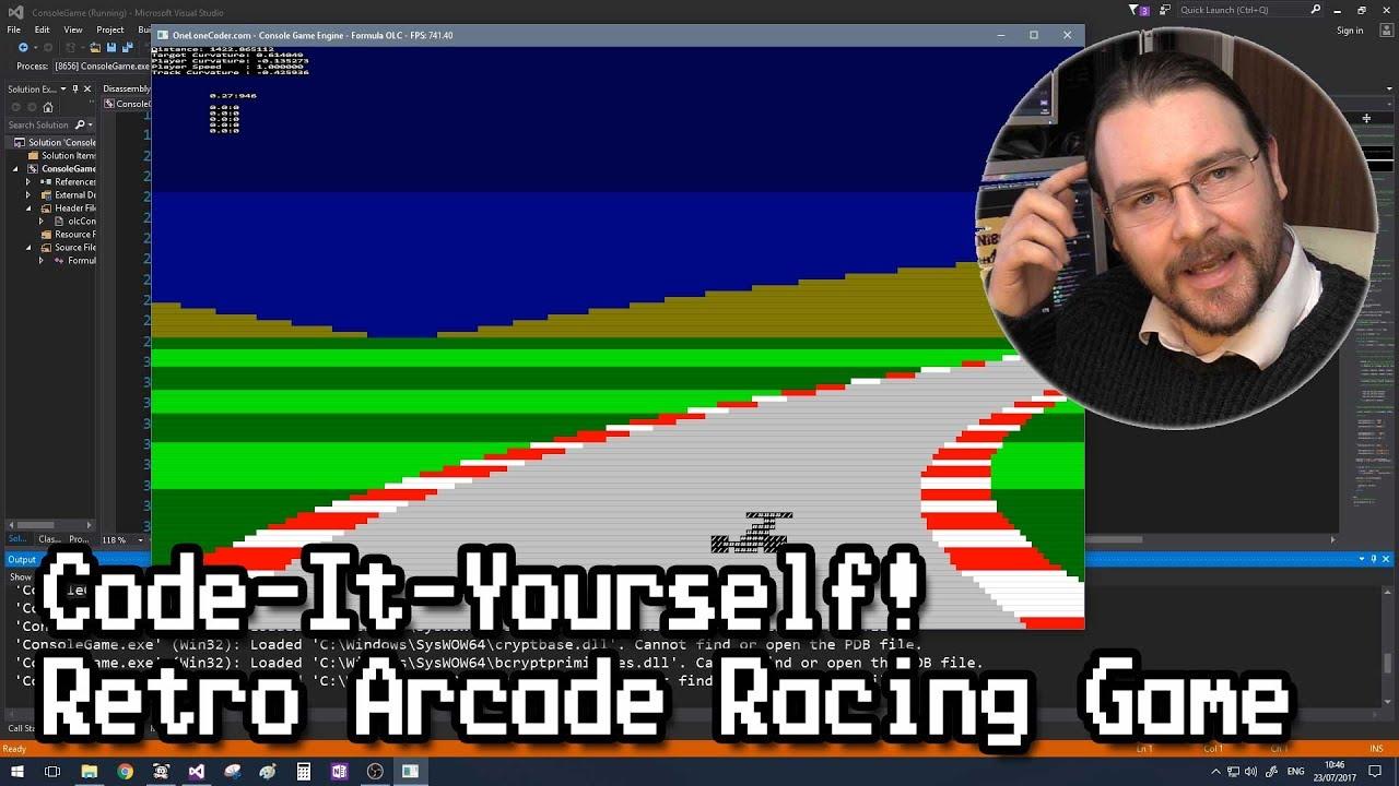 Code it yourself retro arcade racing game programming from code it yourself retro arcade racing game programming from scratch quick and simple c solutioingenieria Image collections