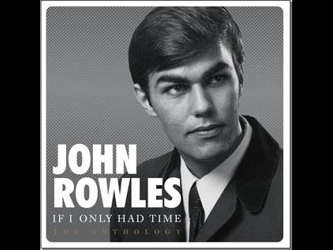 John Rowles - If I Only Had Time