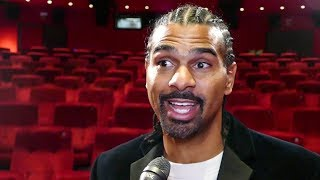 'TYSON FURY was CHEATED!' David Haye suggests ACTION IS TAKEN