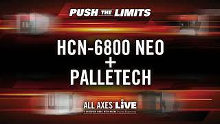 HCN-6800 NEO + PALLETCHANGE
