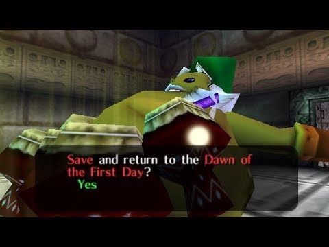 Majora's Mask: All Fairy Rewards, No Human in Dungeons [Commentated]