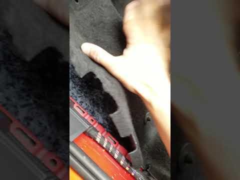 2018 VW Tiguan water leak