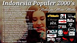 Dewa19, letto, peterpan, ada band, naff, ungu DKK full lagu hits di #2000an