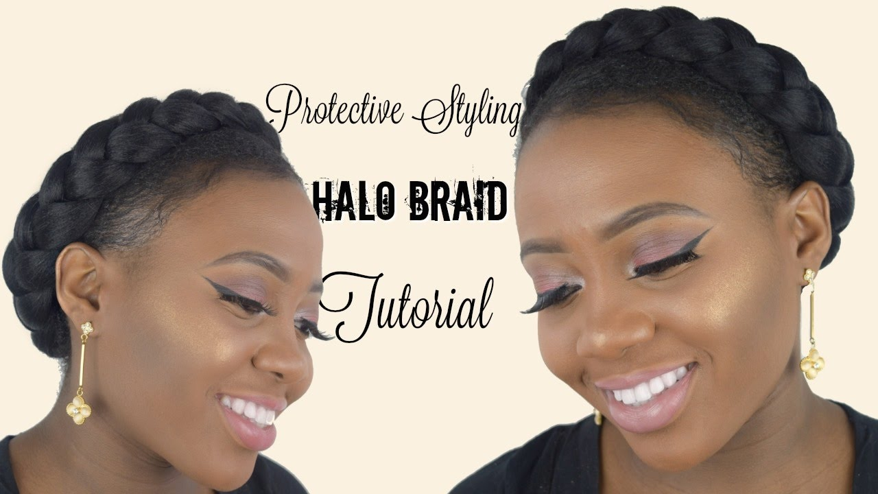 hair a book of braiding and styles how to easy halo braid tutorial crown braid using 3225