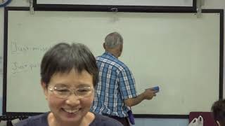 Learn English เรียนภาษาอังกฤษ : suraphet 5587: Teacher John, USA. John  12 November 2018
