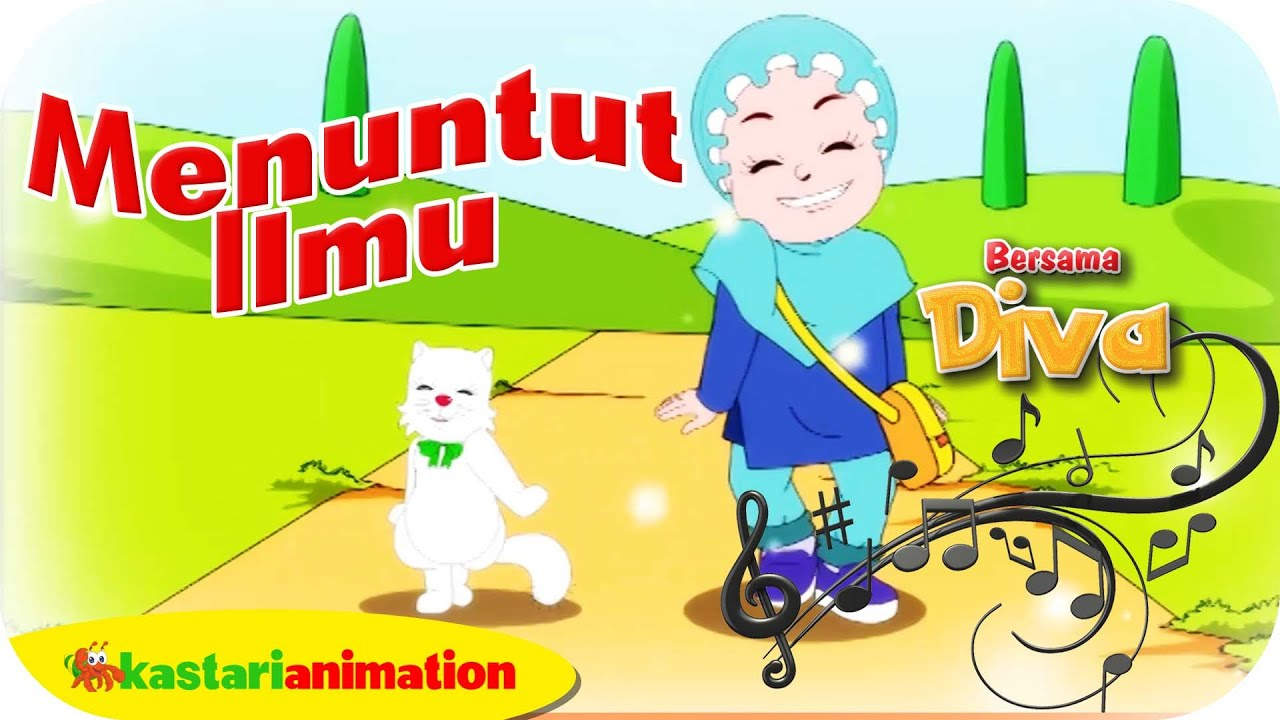 MENUNTUT ILMU  - Lagu Anak Indonesia - HD | Kastari Animation Official