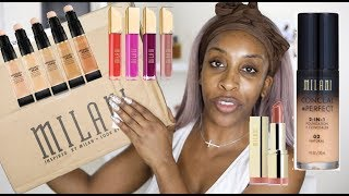 $450 Worth of Milani, WHET Was I Thinking?! | Jackie Aina