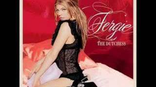 fergie - clumsy (lyrics)