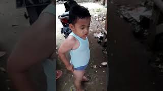 Kocak (Anak kecil betawi marah marah)