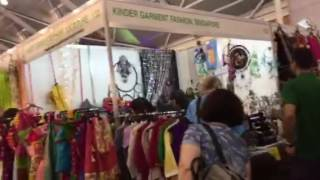 Expo in Singapore,Indian exhibition