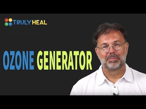 Ozone Generator for Home Use | Ozone Therapy at Home Generator