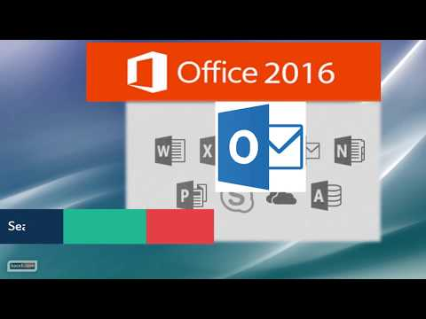 Outlook 2016 Tutorial: Searching for Messages in Folders and
