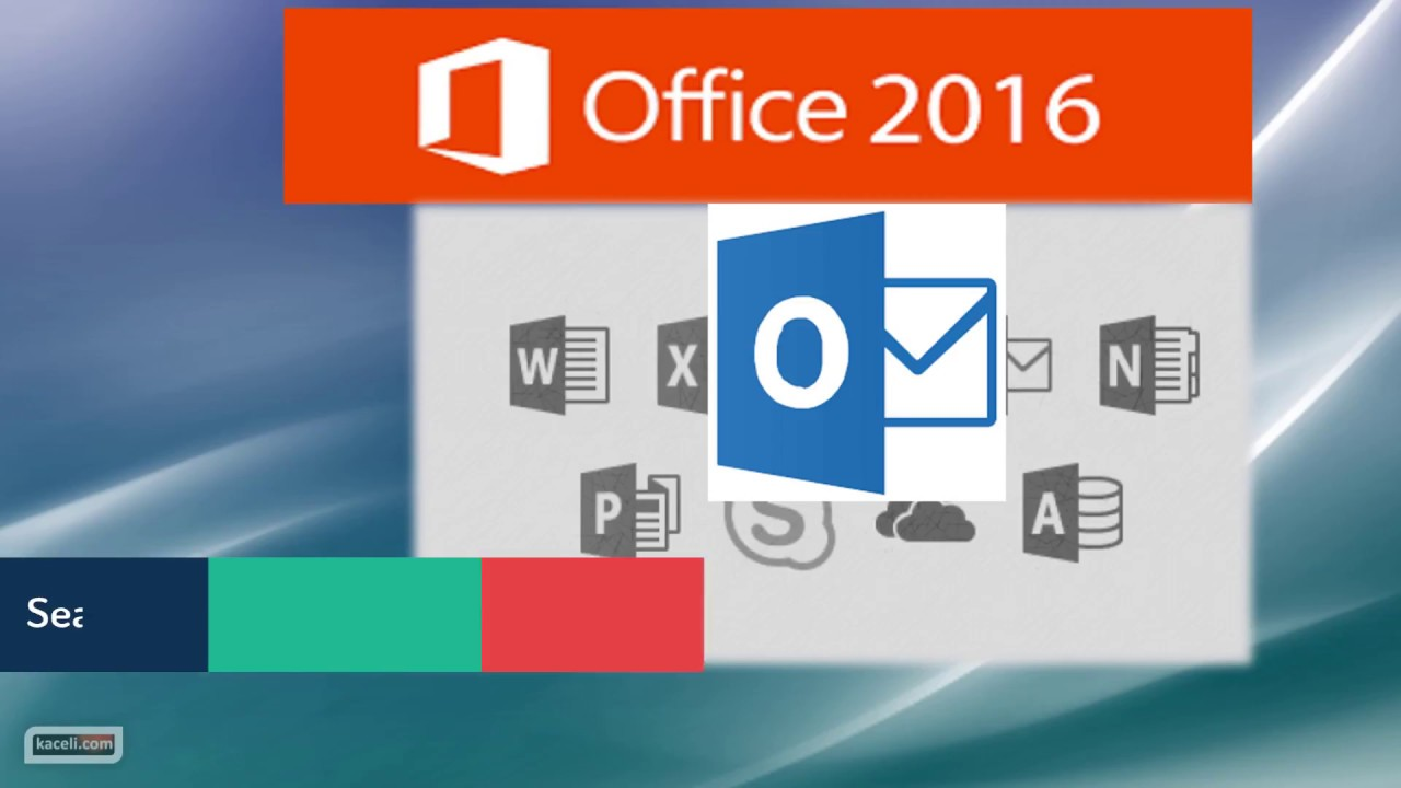 how to search all folders in outlook 2016