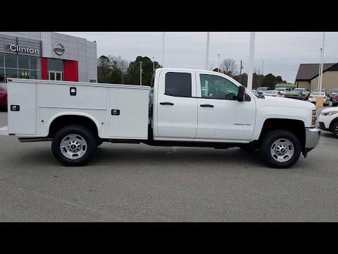 2019 Chevrolet Silverado 2500HD Clinton, Fayetteville, Goldsboro, Raleigh, Elizabethtown, NC CP7947