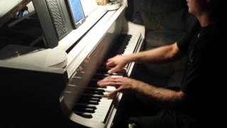 Billy Joel - River Of Dreams (NEW PIANO COVER)