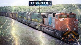 TS 2016 TRICOTROL   EMD SD70 VLI D9 VLI  C40  VALE