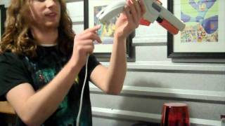 CGR Undertow - TOP SHOT ARCADE Unboxing for Nintendo Wii Video Game Hardware Review