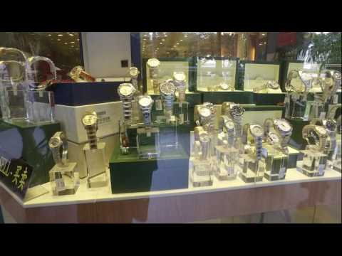 SINGAPORE LUXURY WRIST WATCHES - A shopping paradise but high prices