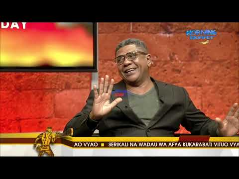 Azam TV – Mjadala mzito songombingo ukomo wa umri rais wa Uganda