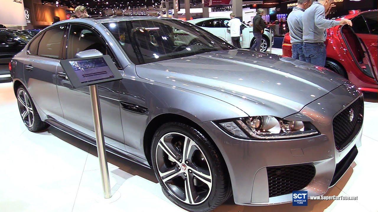 Chi tiết xe Jaguar XF phiên bản 25t Chequered Flag