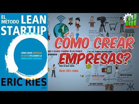 El método Lean Startup - Por Eric Ries - Resumen animado