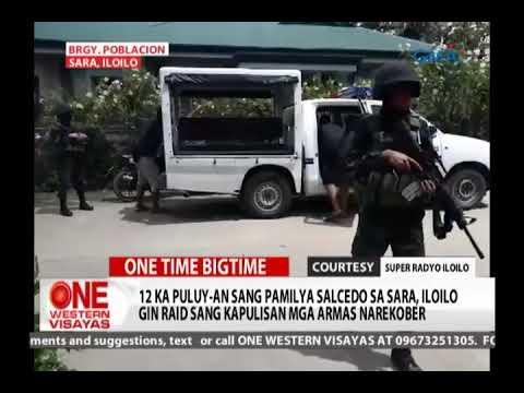 One Western Visayas: One Time Big Time Operation Batok sa mga Salcedo